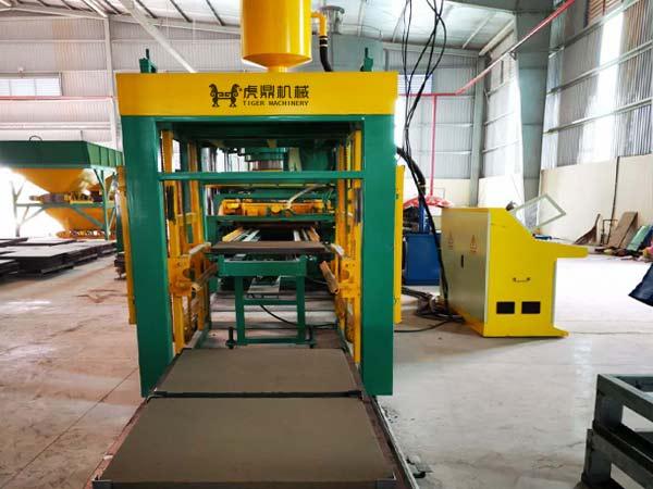 水泥静压砖机 环保砖机